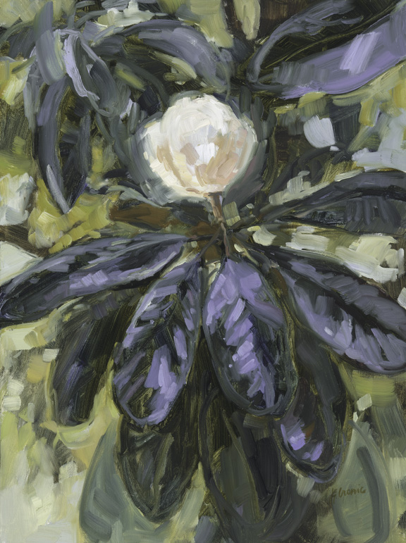 """Budding"" Available via Stellers Gallery,  http://stellersgallery.com/,  (904) 396-9492"