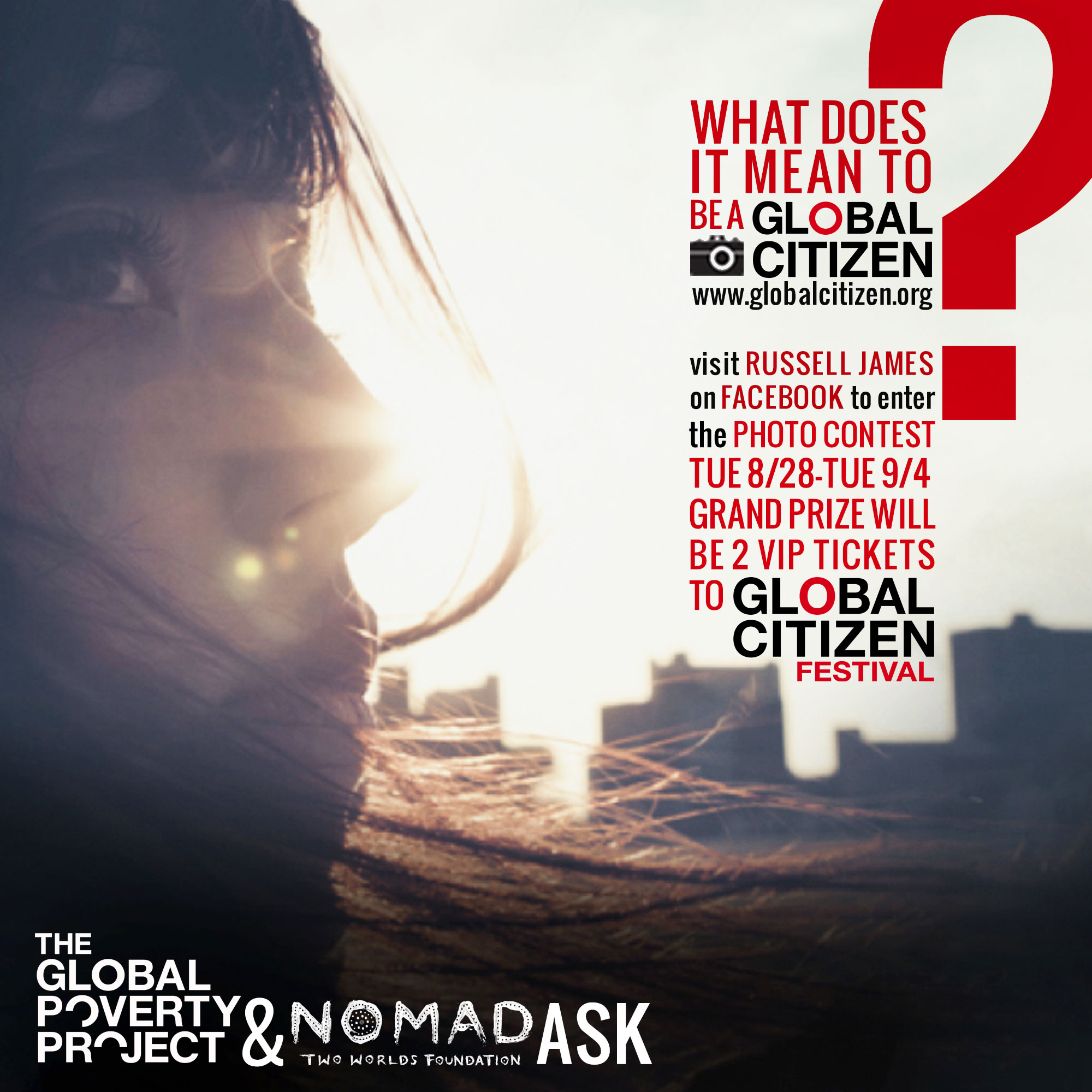 GLOBAL CITIZEN FESTIVAL// SOCIAL IMAGES