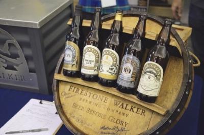 Photo by chris padalinski of firestone walker brewing co. at art of beer