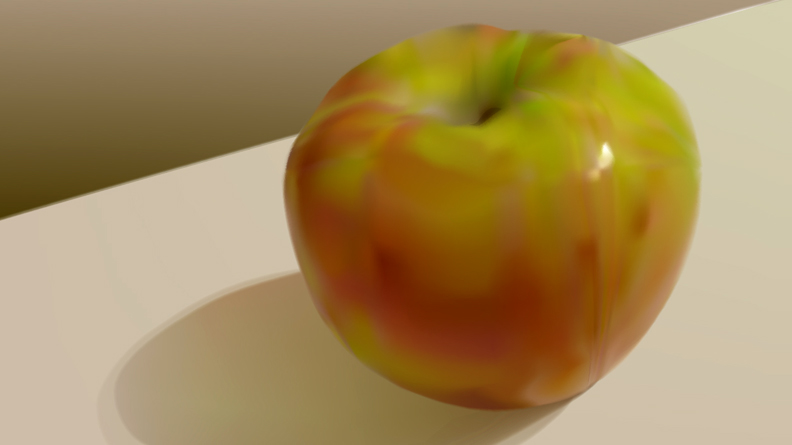 Apple - Gradient Mapping.
