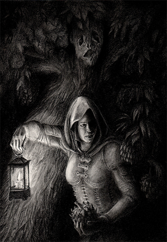 Thief - Charcoal - 2018