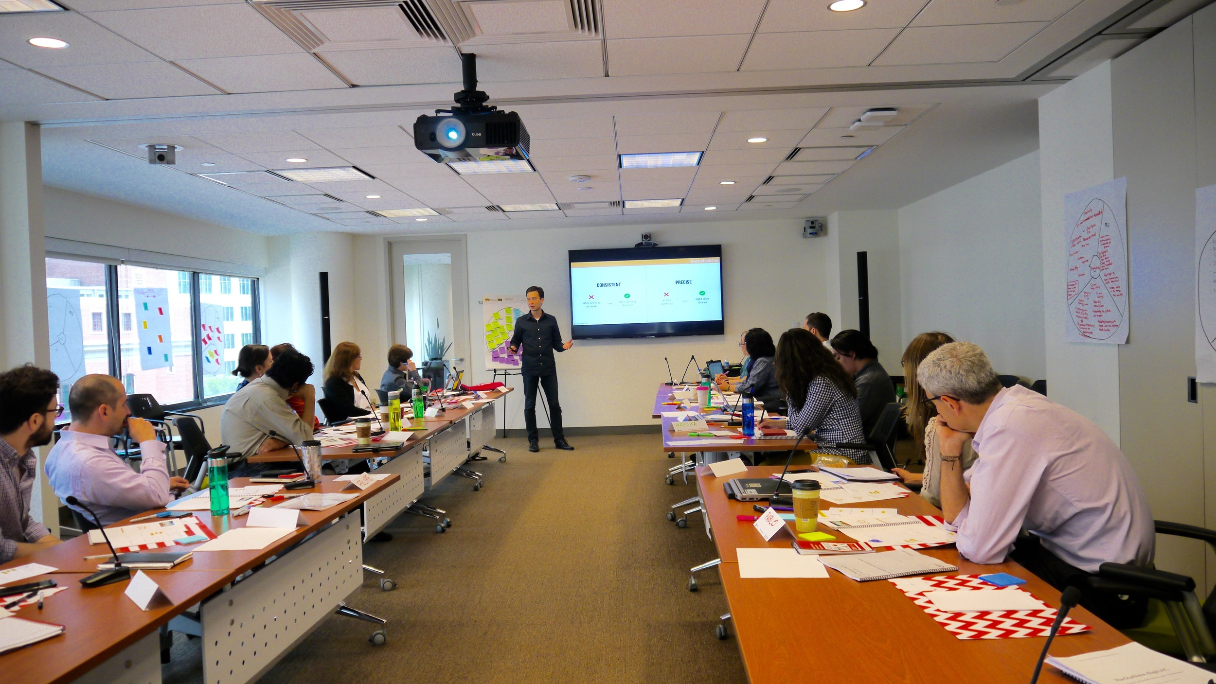 Working with the Inter-American Development Bank in Washington D.C.