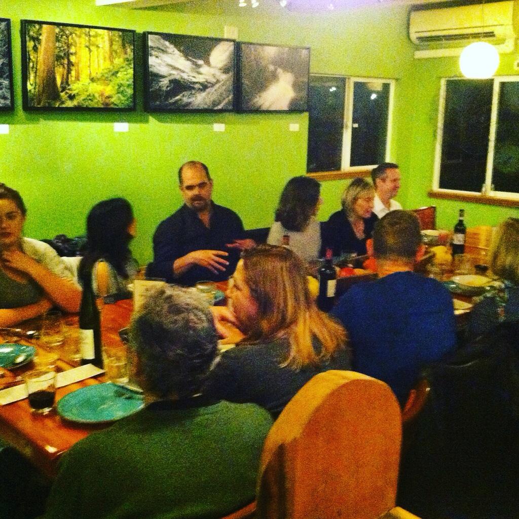 November Feast feasting