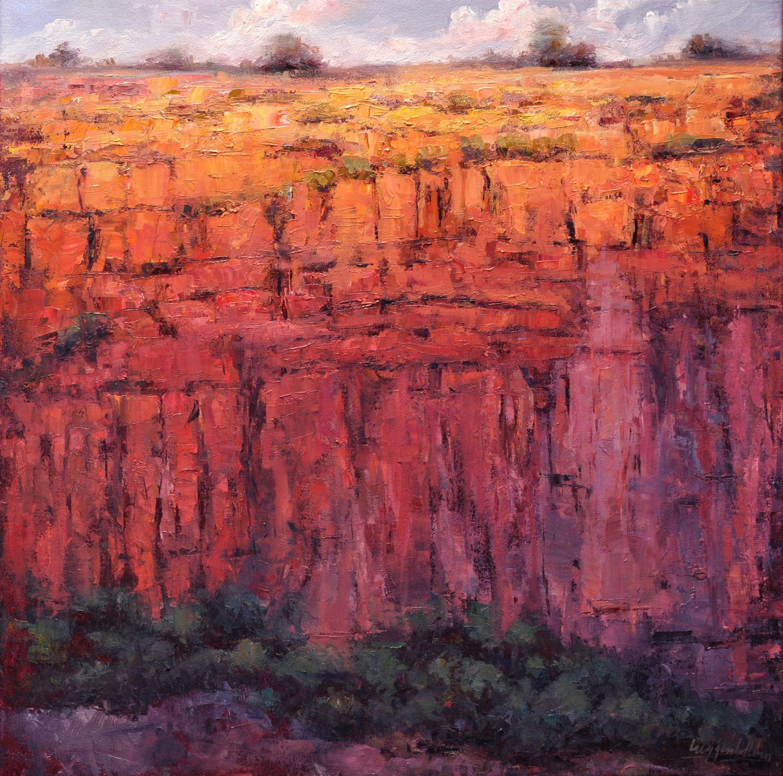 Abiquiu Canyon III