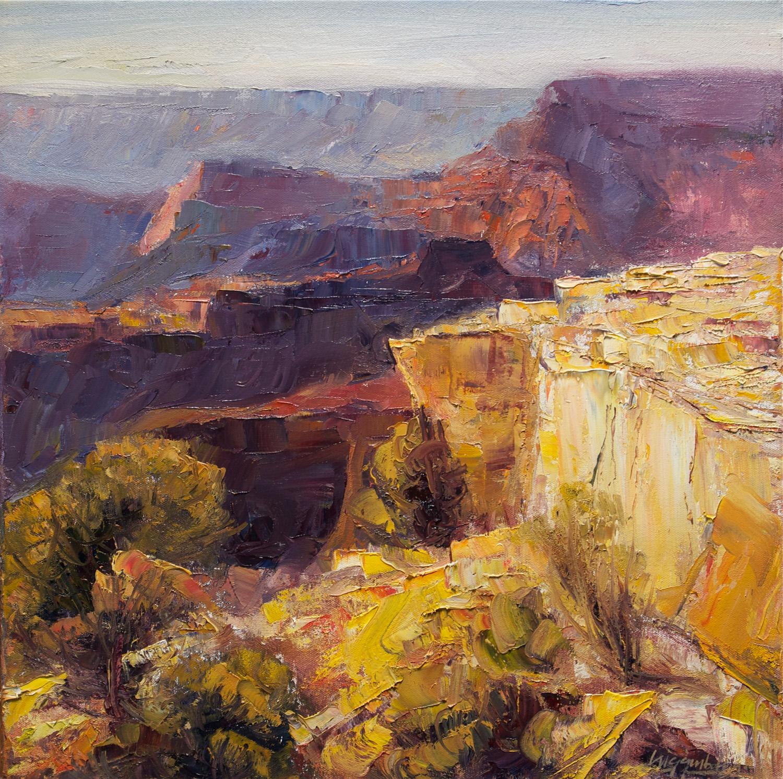 Canyon Cliffs II