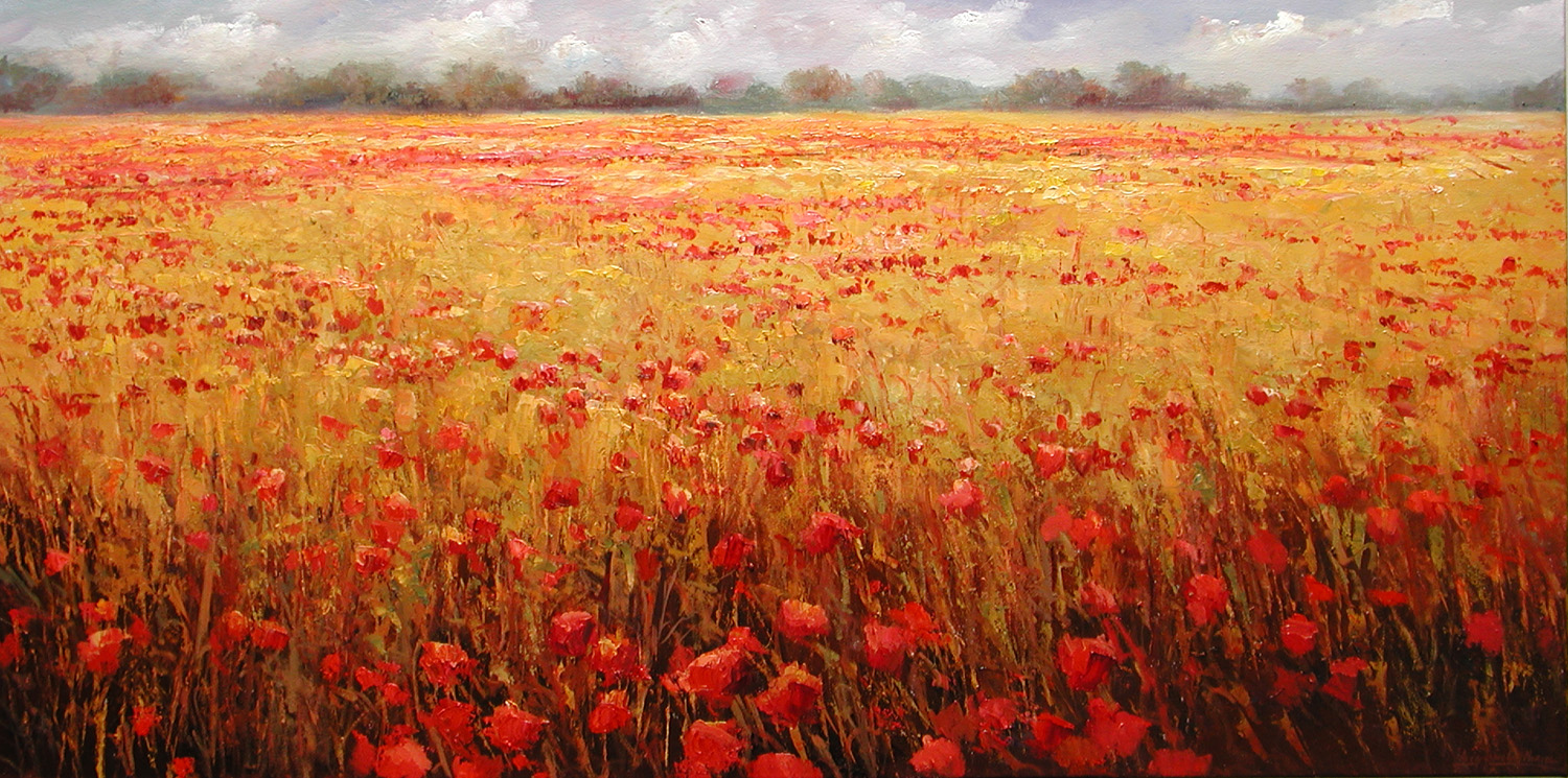 Song of the Poppies