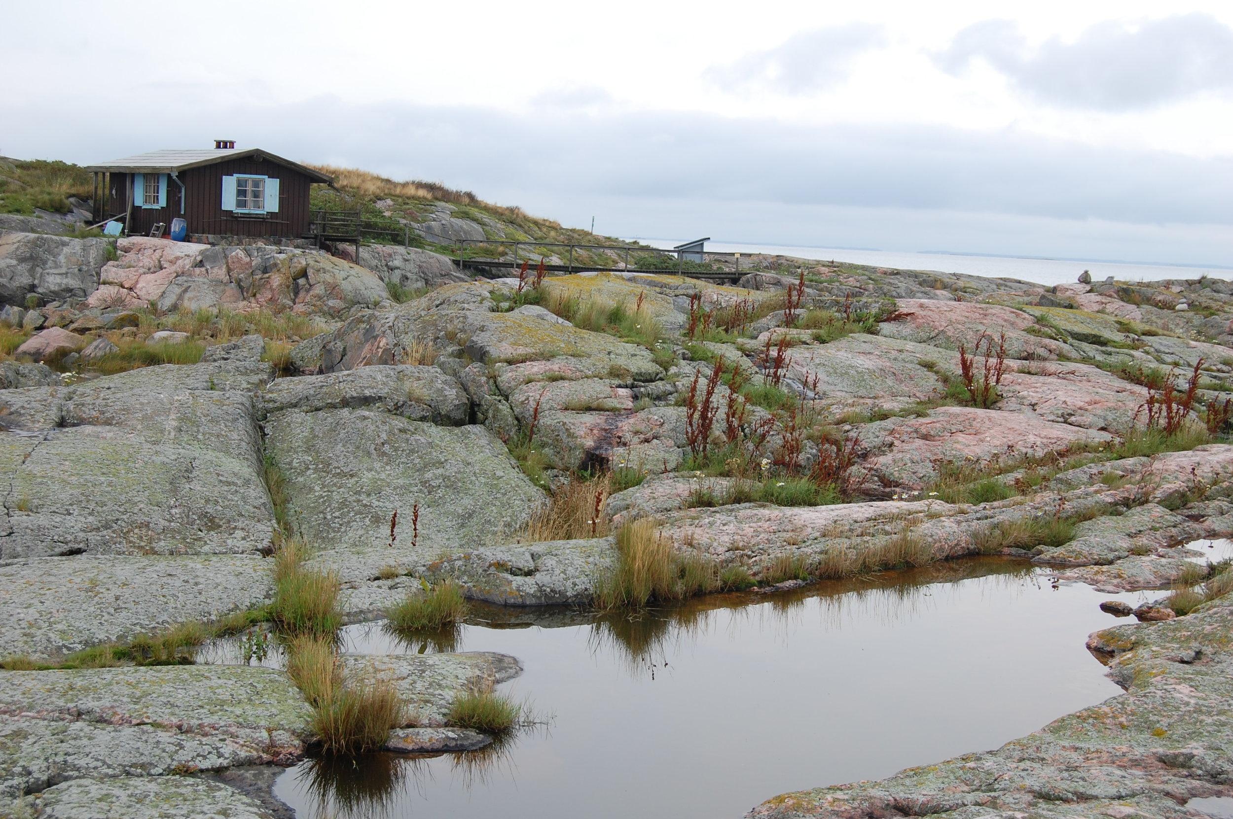 Klovharun, Klovharu, Haru. Rakkaalla saarella on monta nimiä. Kuva: Visit Porvoo