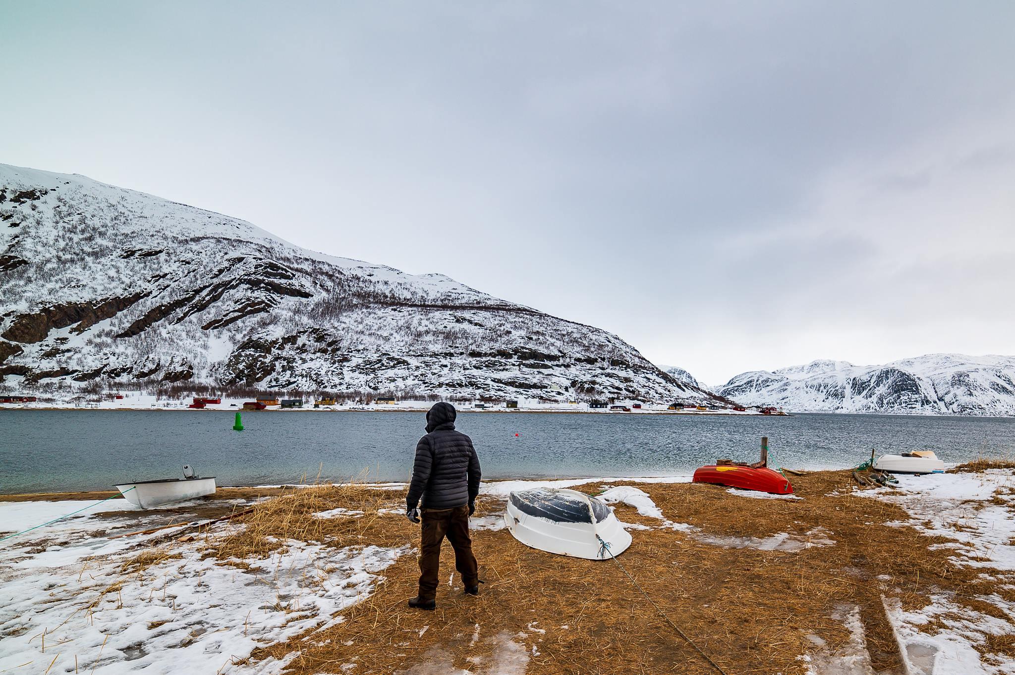 Højholmen, Norjan Jäämerellä. Kuva Markku Lilja, @mlphotic.