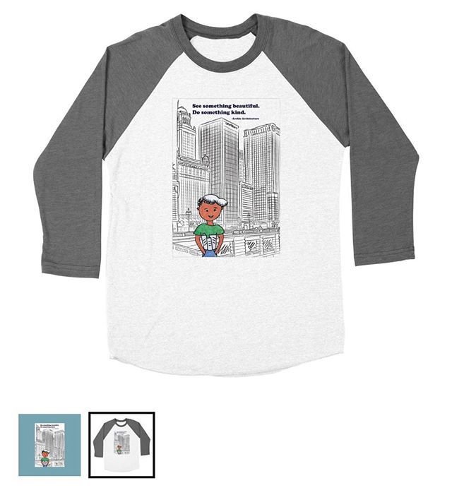 Friends! Archie Architecture has merch! Go to archiearchitecture.threadless.com by March 31st to get FREE shipping!