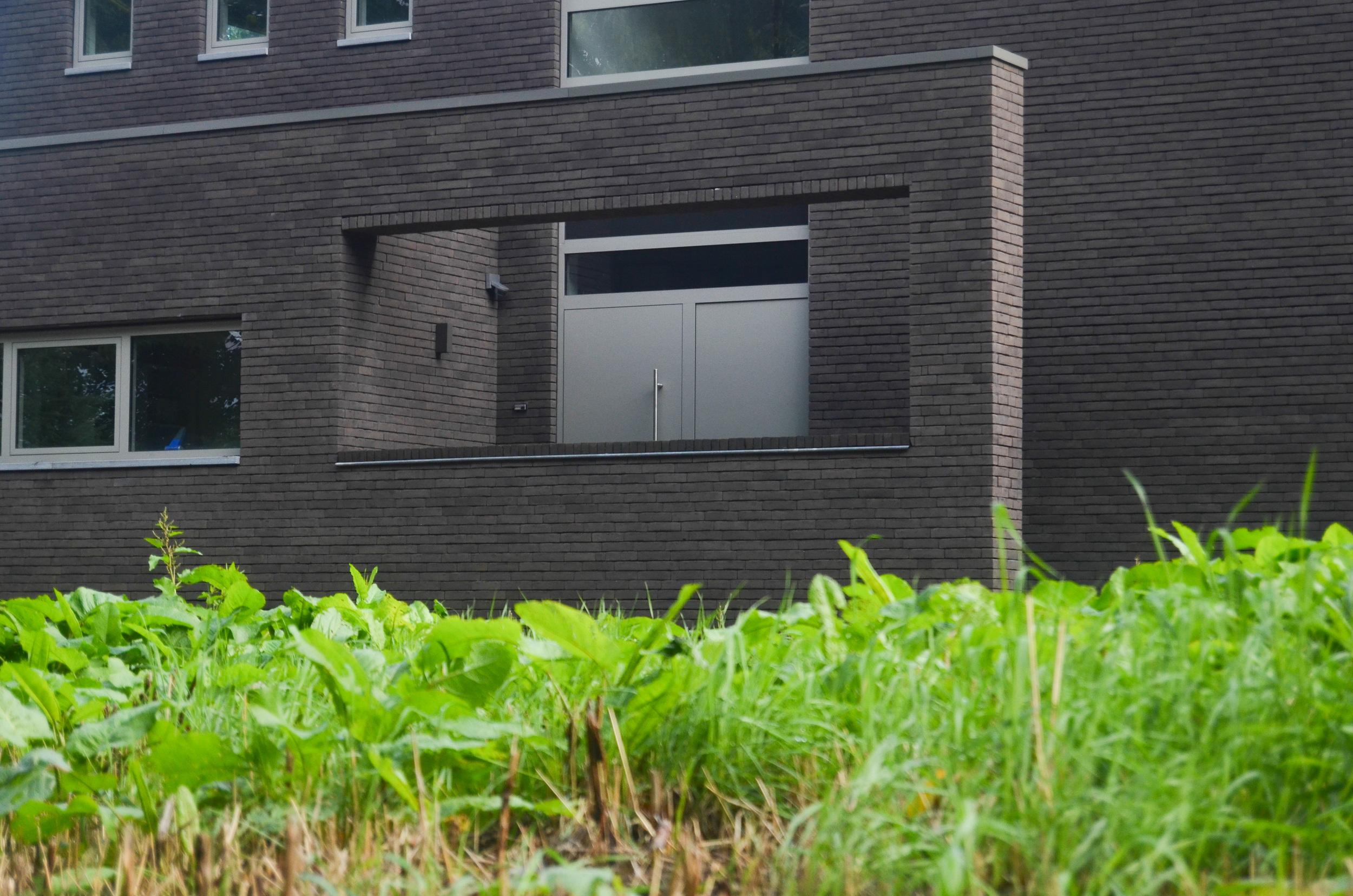 Open residentiële bebouwing