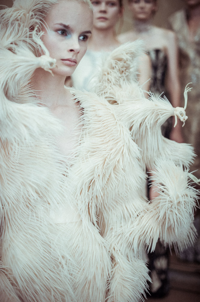 WILDERNESS EMBODIED - July 2013, Paris Haute Couture week