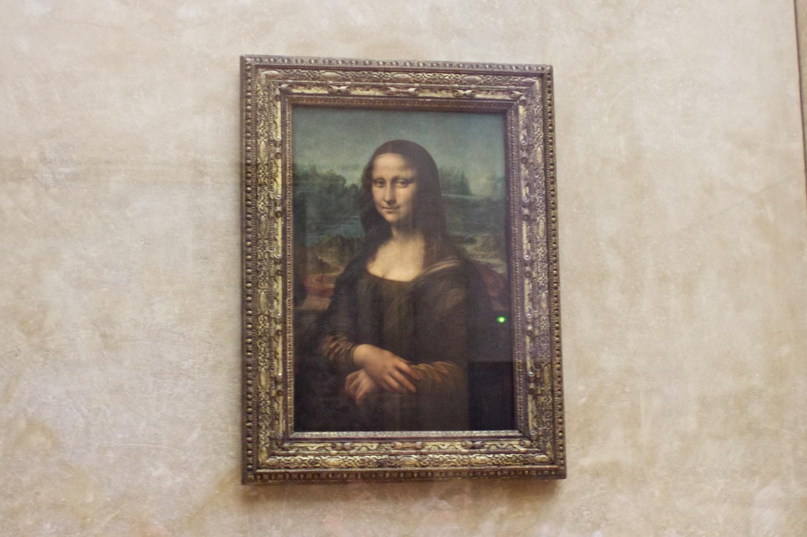 Mona Lisa『モナ・リザ』(1503-1506)