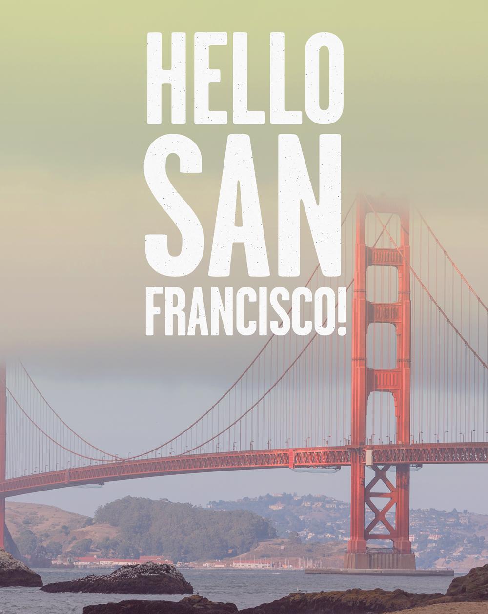 Hello San Francisco! blossomlink.me by @0oyukao0