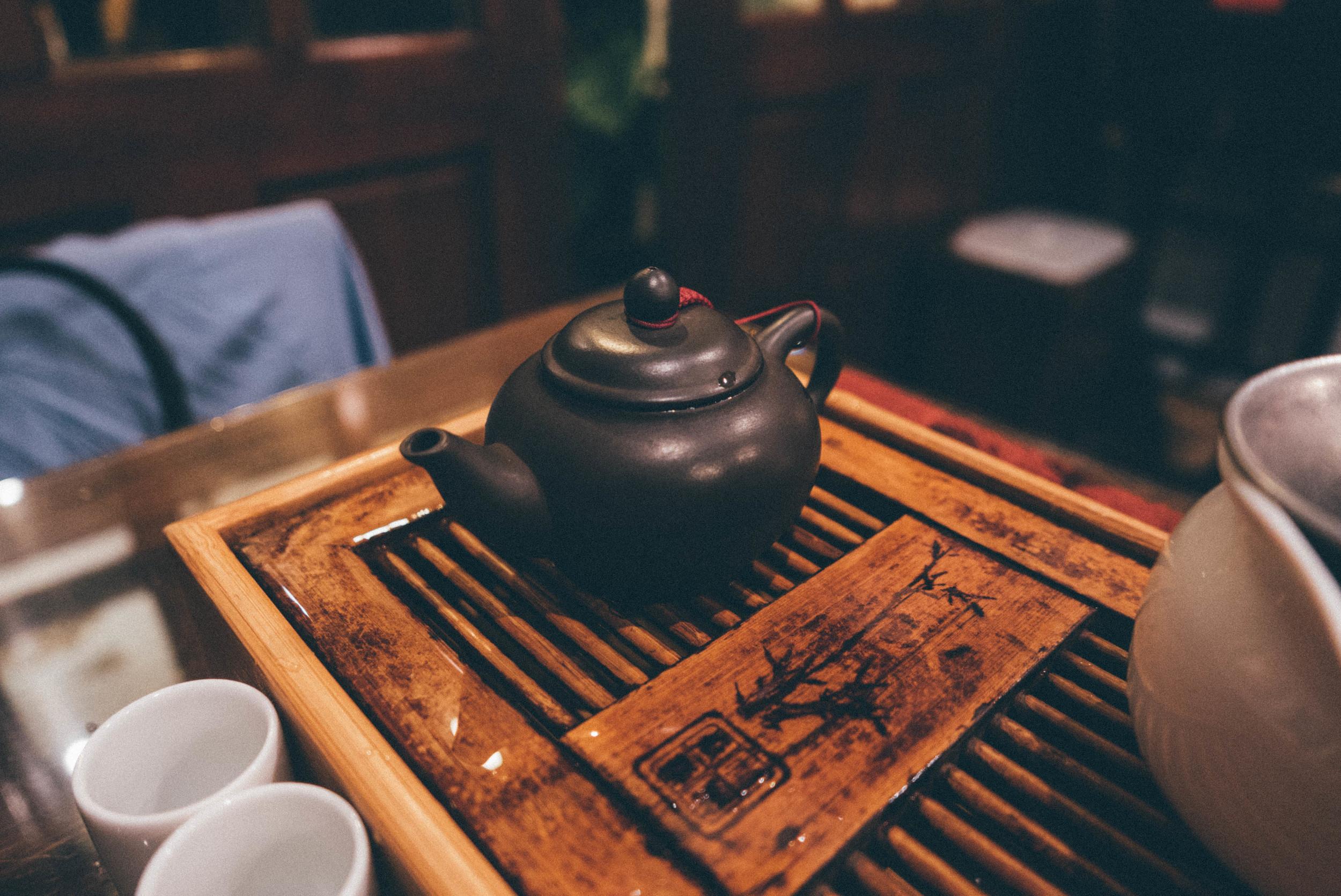Teahouse in Jiu Fen | blossomlink.me by @0oyukao0