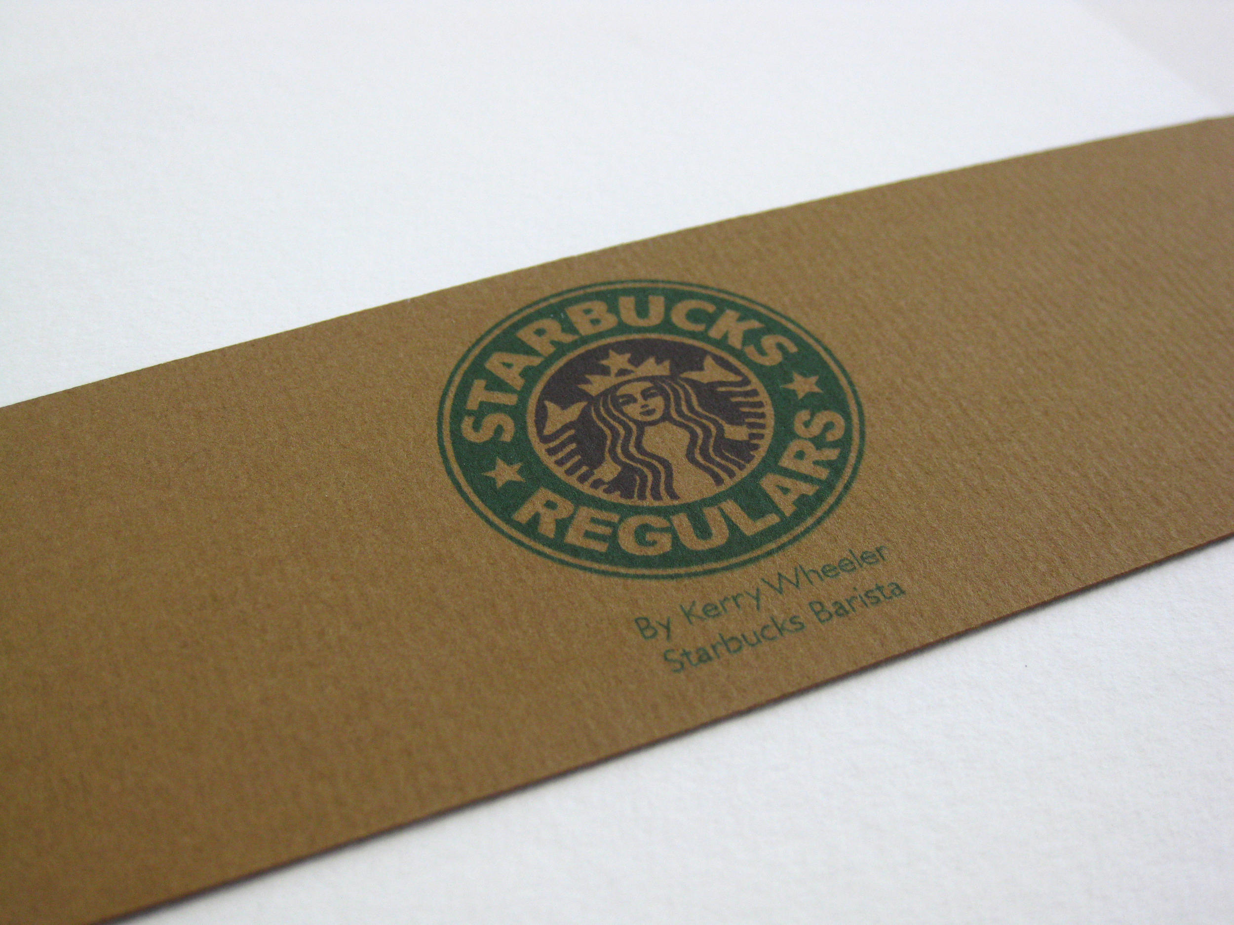 Starbucks Regulars