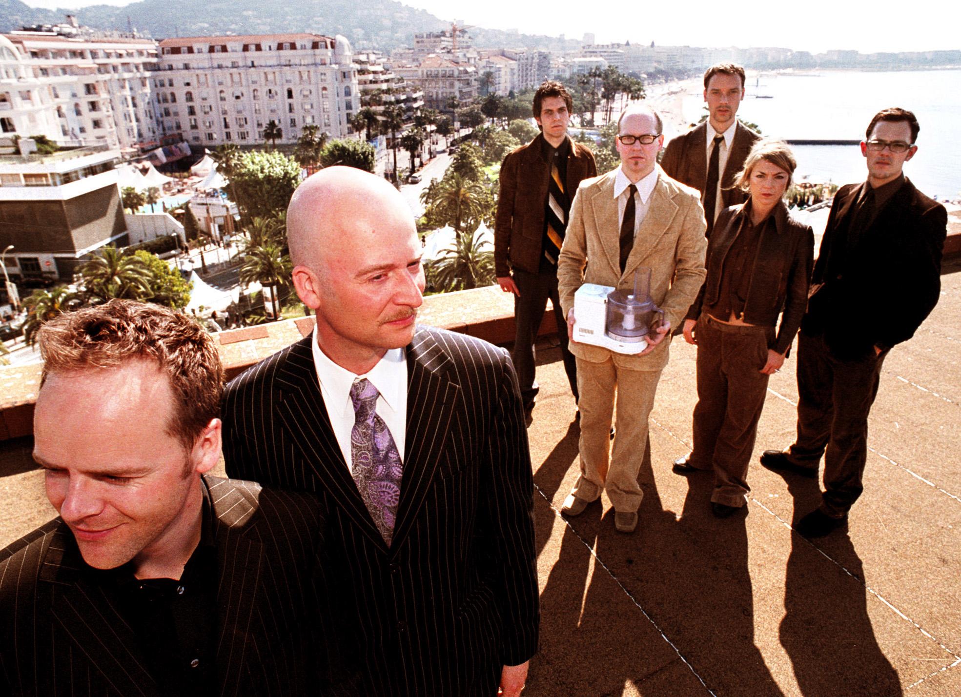 Cannes Film Festival 2001