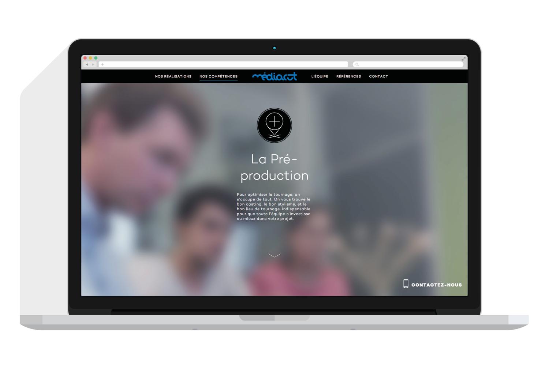 Agence De Communication Roubaix mediacut — les lunettes bleues | agence de communication
