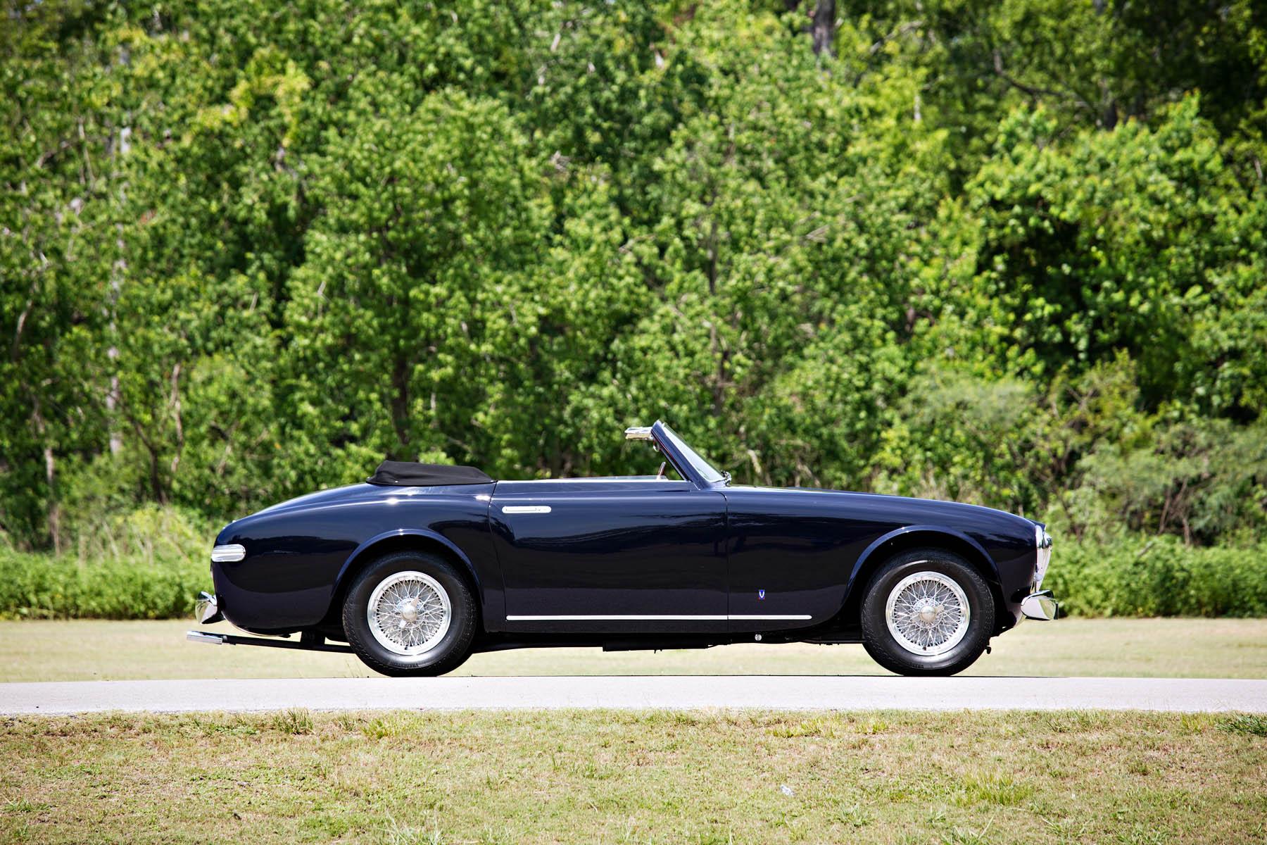 On the block: 1952 Ferrari 212 Europa Cabriolet (Estimate: $1,350,000 - $1,650,000). Image courtesy Gooding & Company/Brian Henniker