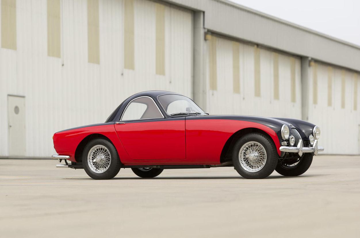 At Bonhams, 1964 Morgan +4+Coupe, 1 of 26 produced (image: Bonhams)
