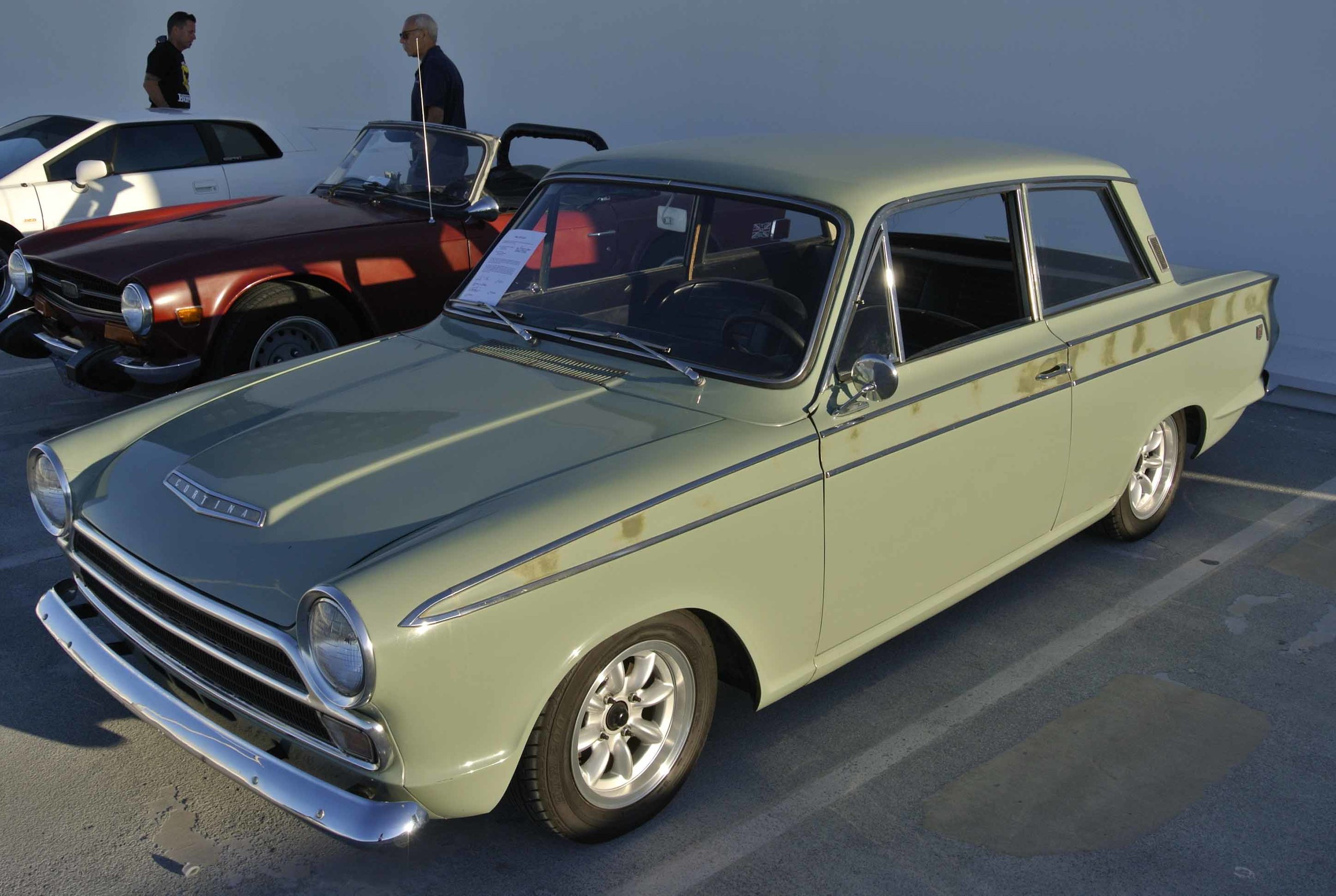 1965 Ford Lotus-Cortina