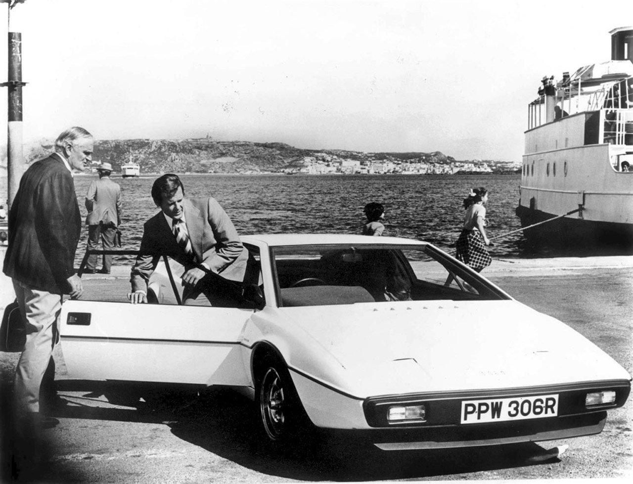 James Bond's Lotus Esprit S1