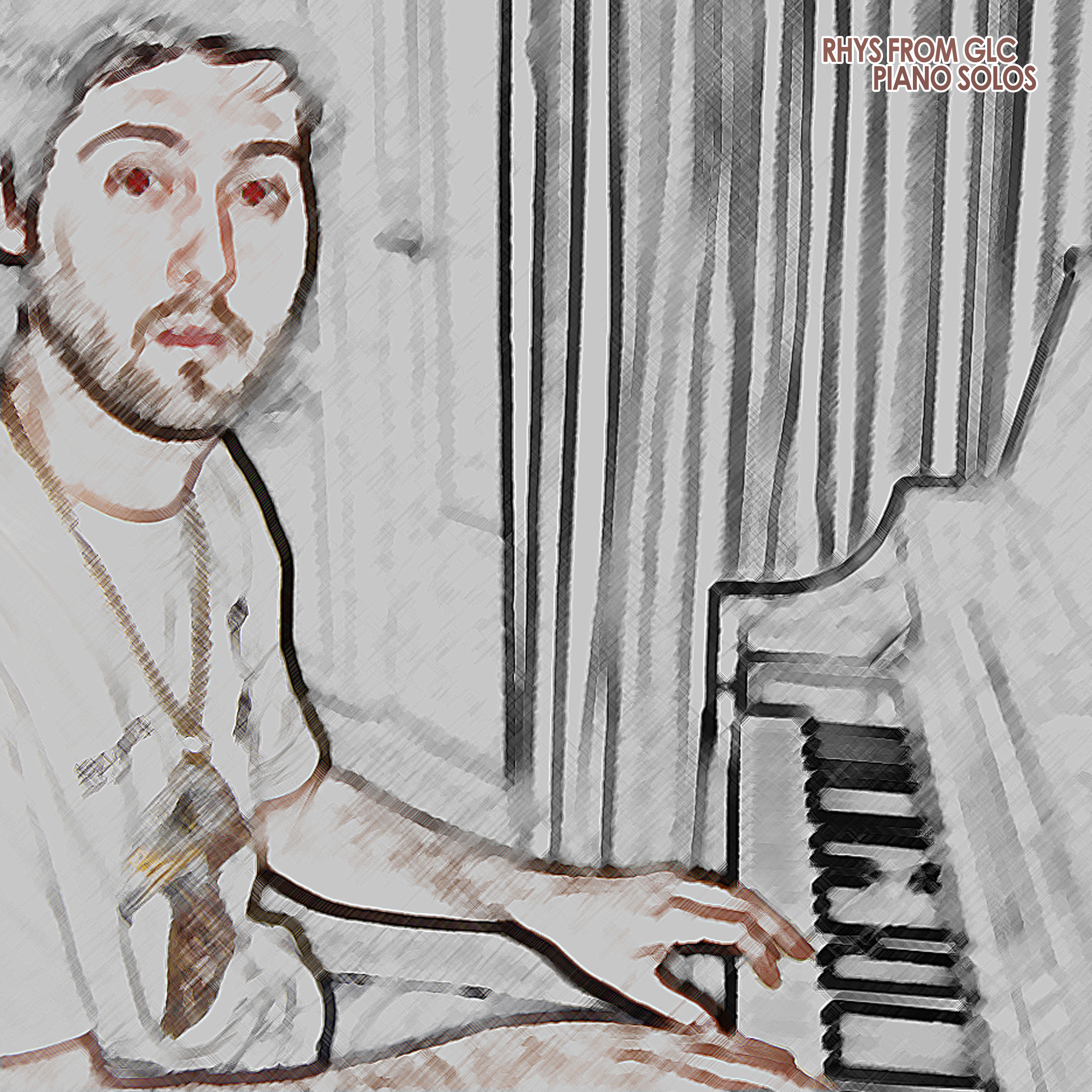A collection of piano compositions written and performed by the producer of Goldie Lookin Chain.