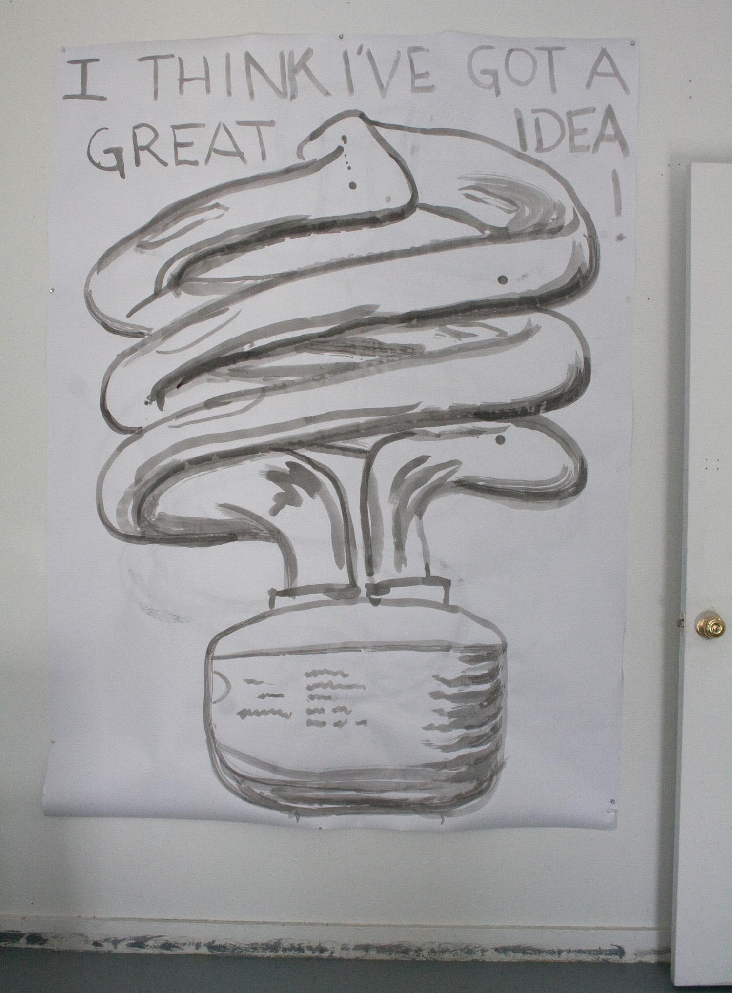 I Think I've Got a Great Idea!