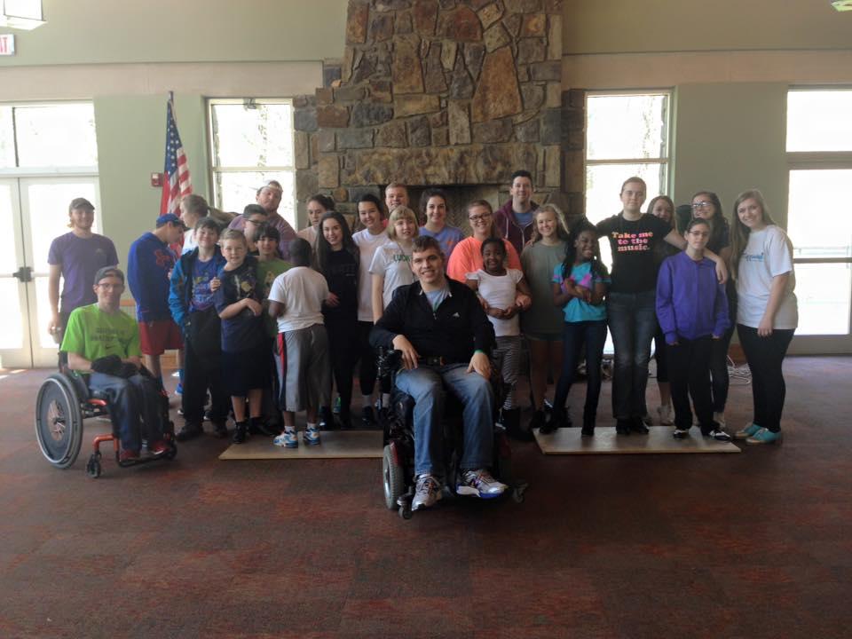 Workshop at Camp Aldersgate in Little Rock