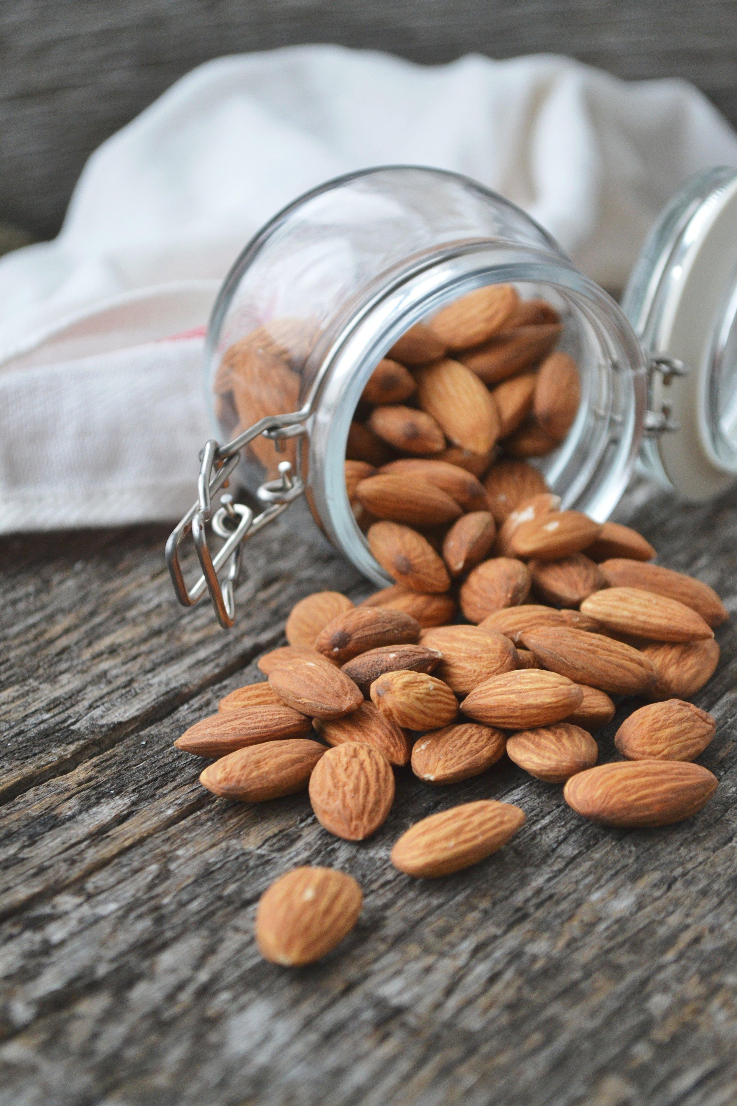 Easy Peazy Nut Snack