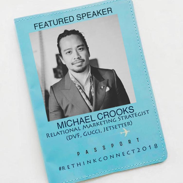 Michael Crooks, Relational Marketing Strategist (DVF, GUCCI, Jetsetter)