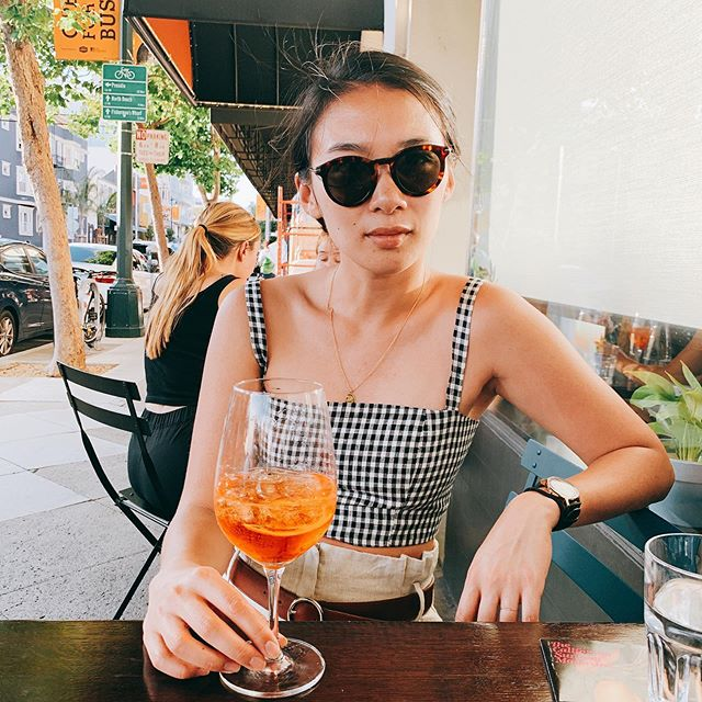 Is aperol spritz still the drink of the summer? ...asking for a friend