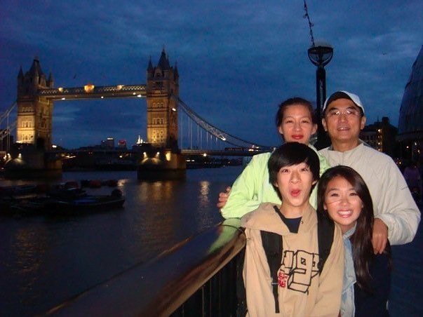 Maybe this picture taken in '08 was some sort of foreshadowing...my new home is London come September! In the meantime...say bye bye and eat guac w me?