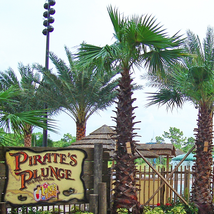 LBV RESORTS - PIRATES PLUNGE