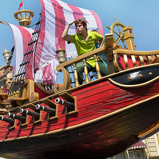 FESTIVAL OF FANTASY - PETER PAN