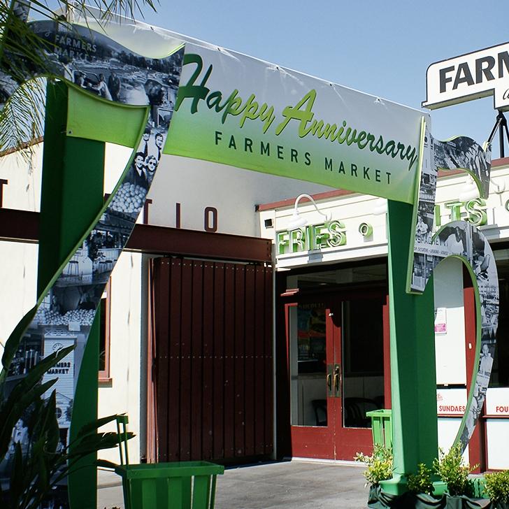 FARMERS MARKET - LOS ANGELES, CA