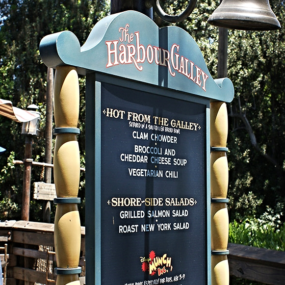 THE HARBOUR GALLEY - ANAHEIM, CA