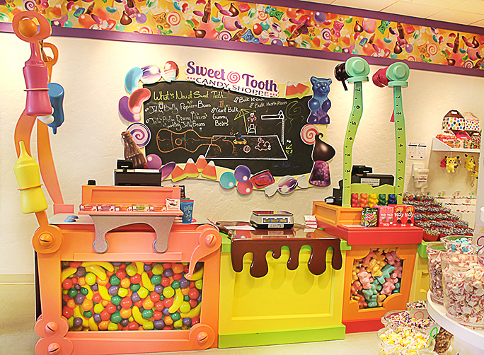 Sweet Tooth Candy Shoppe