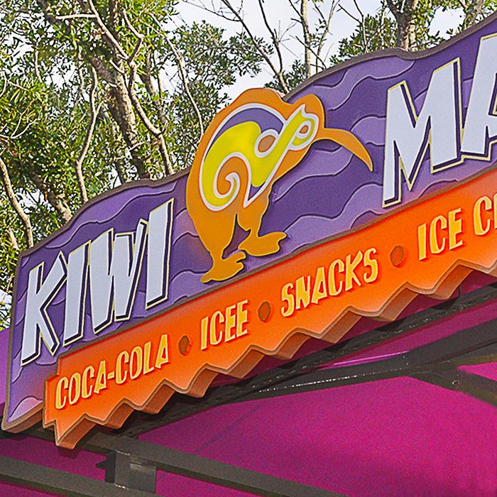 Kiwi Market, Orlando, Florida
