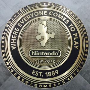 Nintendo NYC, New York, NY