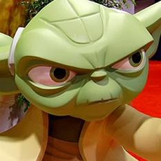 D23 Expo - Yoda
