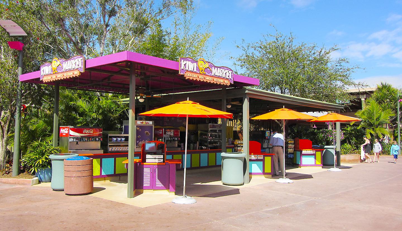 Kiwi Market-Kiosk