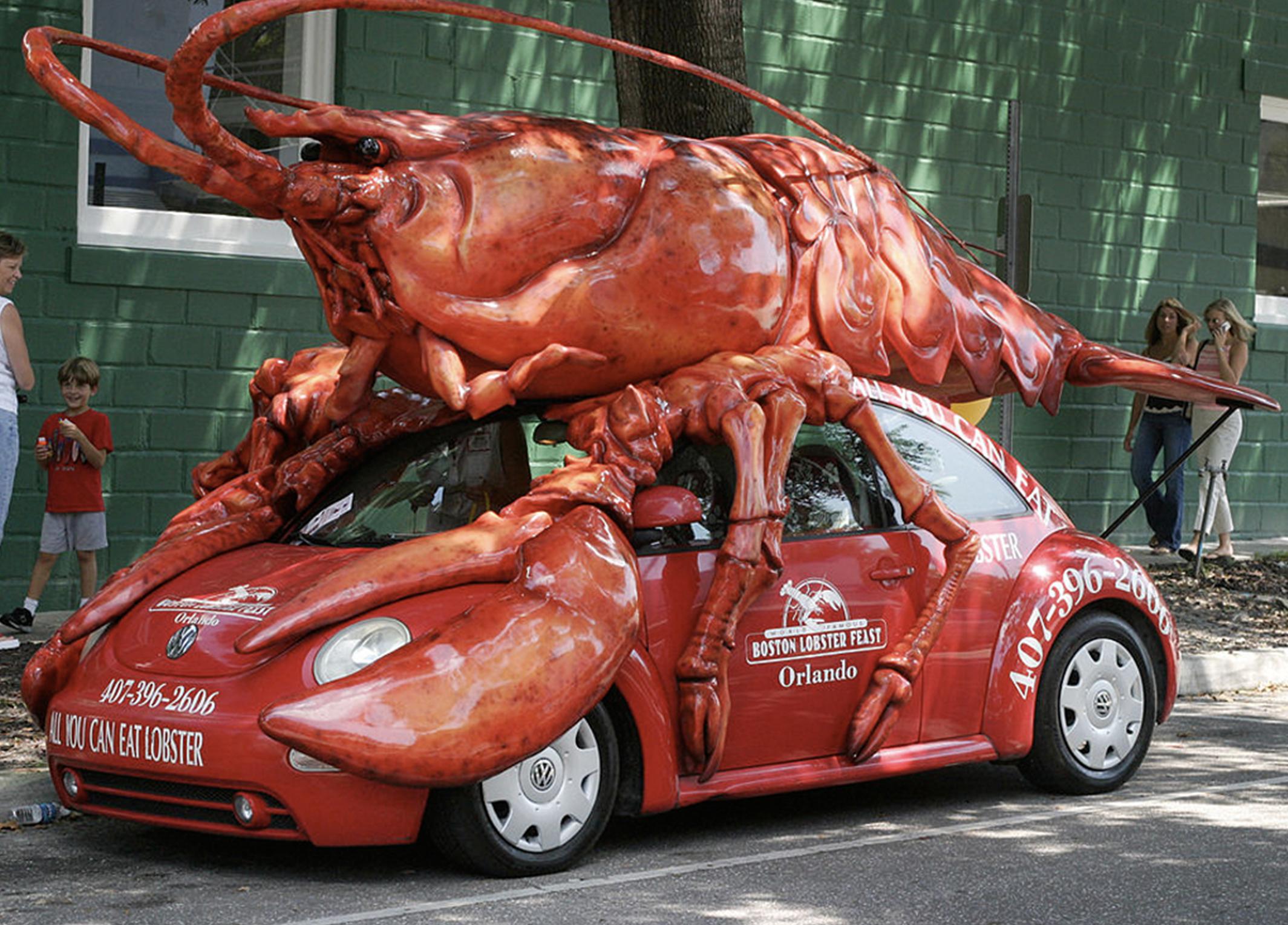 Custom Vehicle