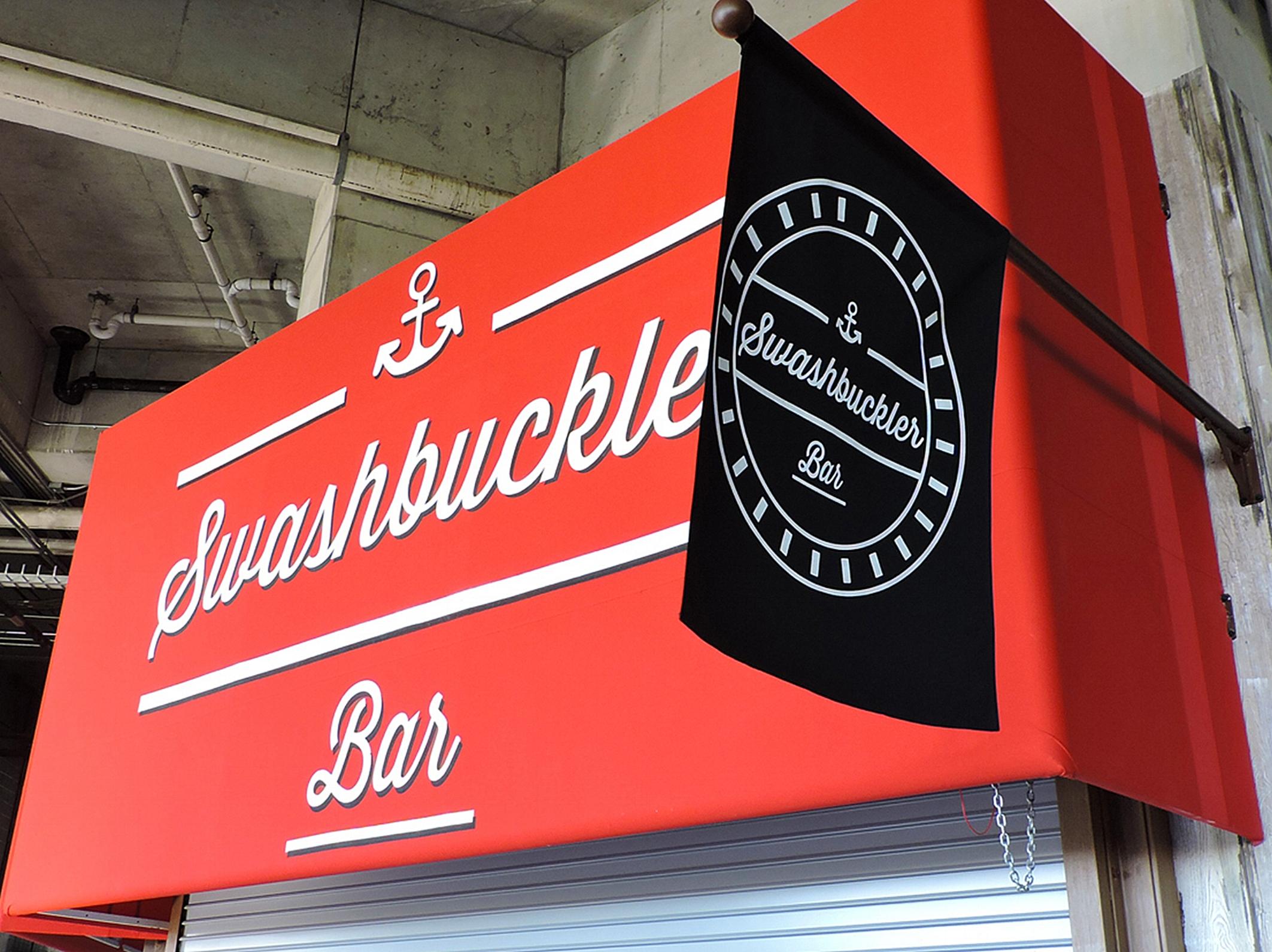 Swashbuckler Bar