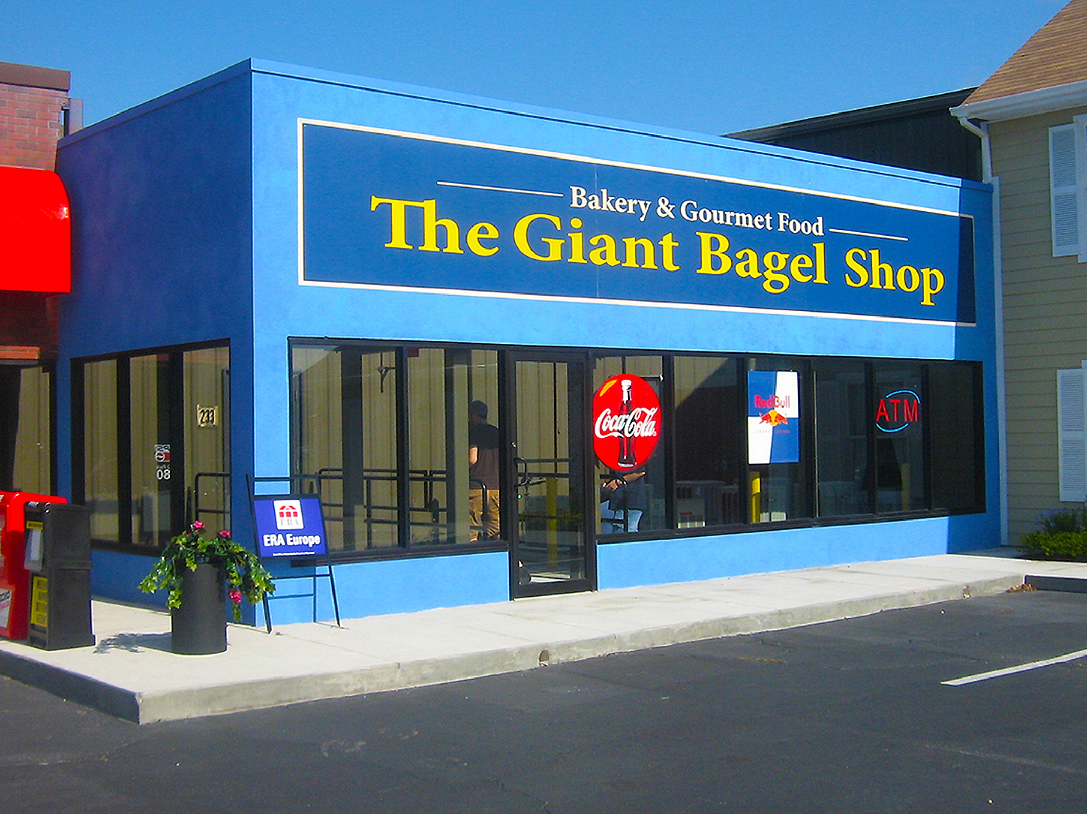 The Giant Bagel Shop
