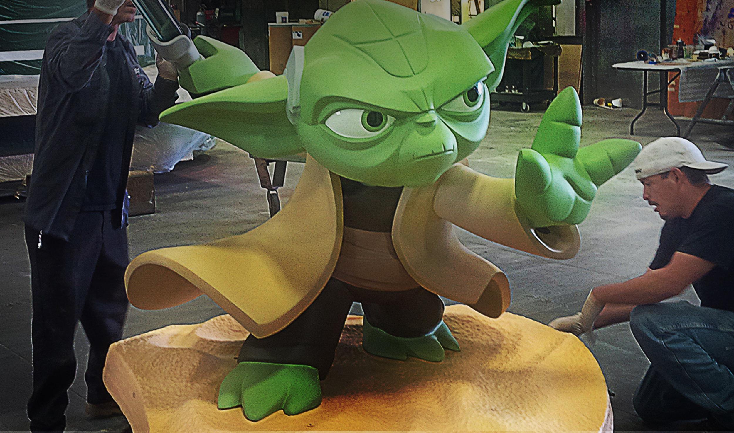 D23 EXPO-Yoda