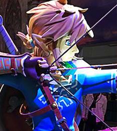 E3 2016 Expo Nintendo-Zelda