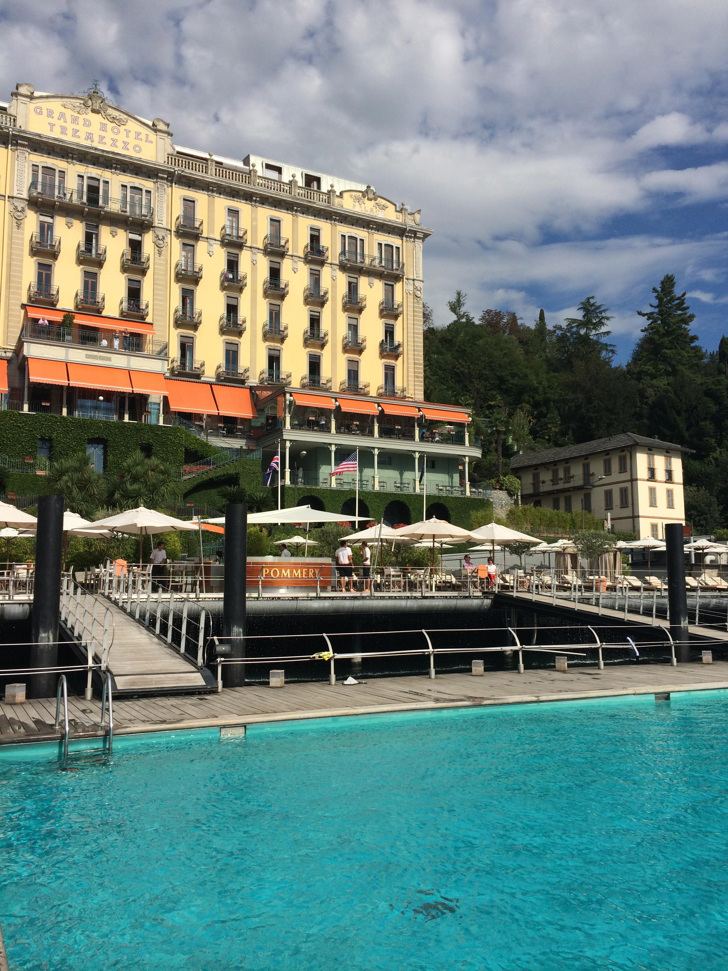 Smartflyer Lake Como Grand Hotel Tremezzo