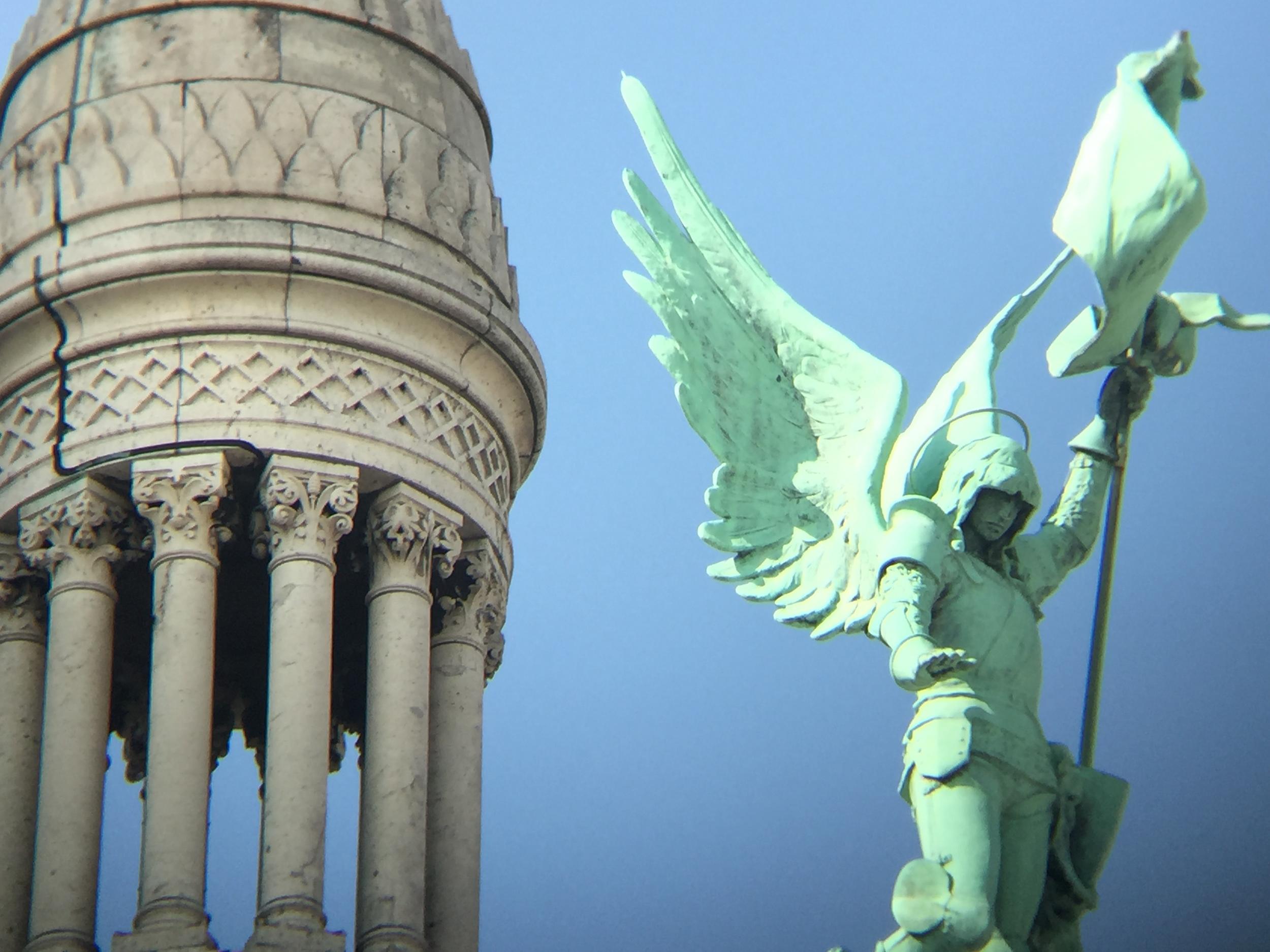 Sacré-Coeur with Snapzoom