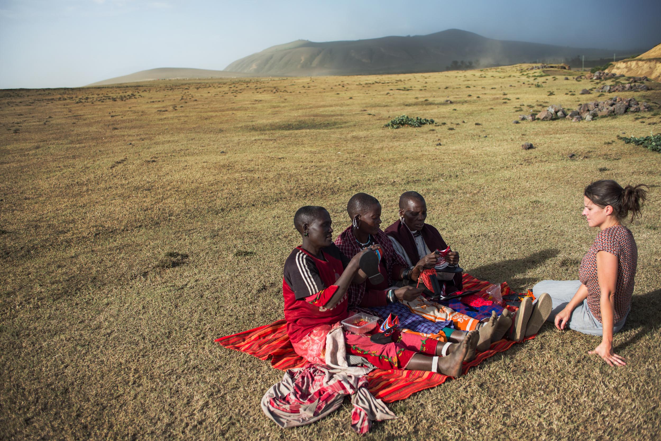 2011 Maasailand - North Tanzania                                                                 image by Anoop Singh