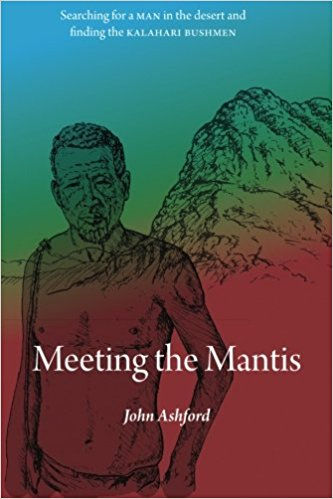 Meeting the Mantis - cover art by Michelle Poston